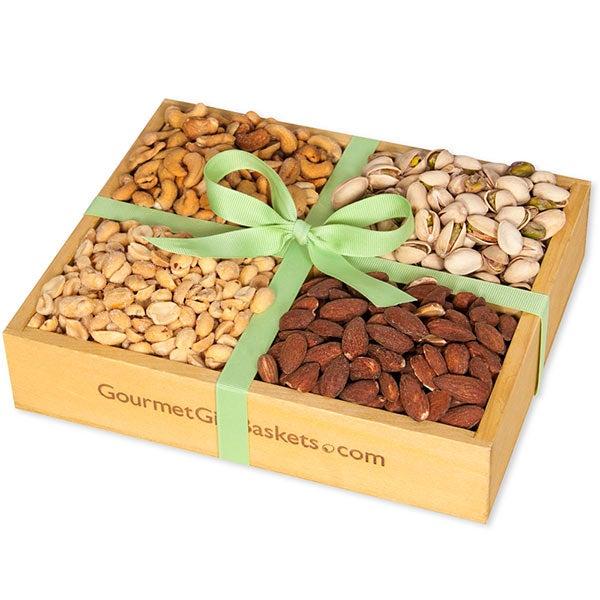 Premium Gourmet Nuts Assorted Roasted