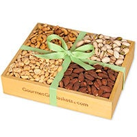 Roasted Nuts Gift Crate (4204)