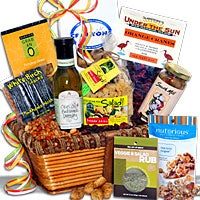 Super Salad™ -  Salad Gift Basket (5010)