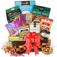 International Healthy Gift Basket Classic (1997)