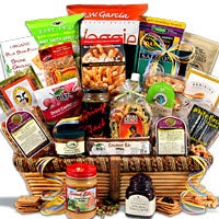 International Ultimate Healthy Gift Basket (1989)