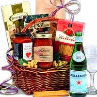 San Pellegrino - Italian Gift Basket - (RETIRED) (5018)