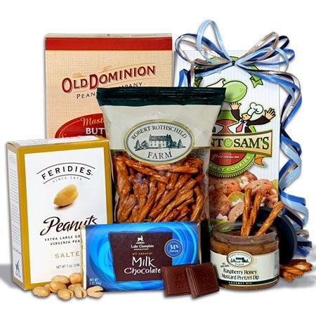 GourmetGiftBaskets.com Kosher Hanukkah Gift Basket Stack at Sears.com