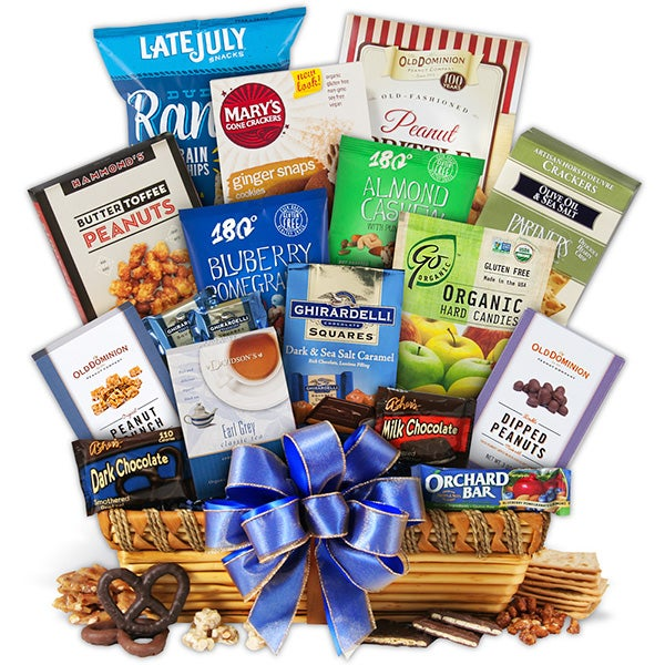 Kosher Holiday Gift Basket