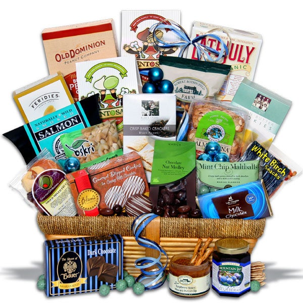 Ultimate Kosher Hanukkah Gift Basket™