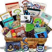 Ultimate Kosher Hanukkah Gift Basket™ (5272)