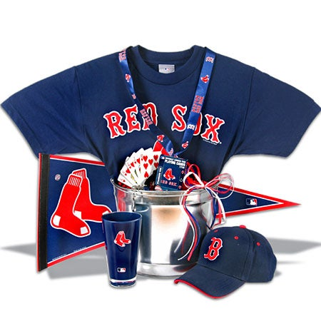 Boston Red Sox Gift Basket Classic