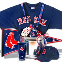 Boston Red Sox Gift Basket Classic (102A)