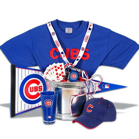 Purchase Chicago Cubs Gift Basket Classic Reasonable Deal Review