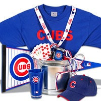 Chicago Cubs Gift Basket Classic (104A)