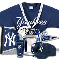 New York Yankees Gift Basket Classic (101A)