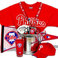 Philadelphia Phillies Gift Basket Classic (103A)