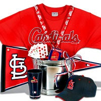 St. Louis Cardinals Gift Basket Classic (107A)