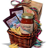 flavors of italy mini italian gift basket