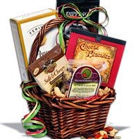 'Mini' Snack Gift Basket (5521)