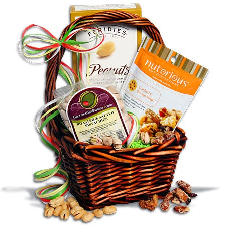Nut Sampler 'Mini' Gift Basket