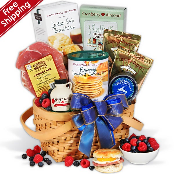 Mother's Day Gift Basket - Breakfast in Bed