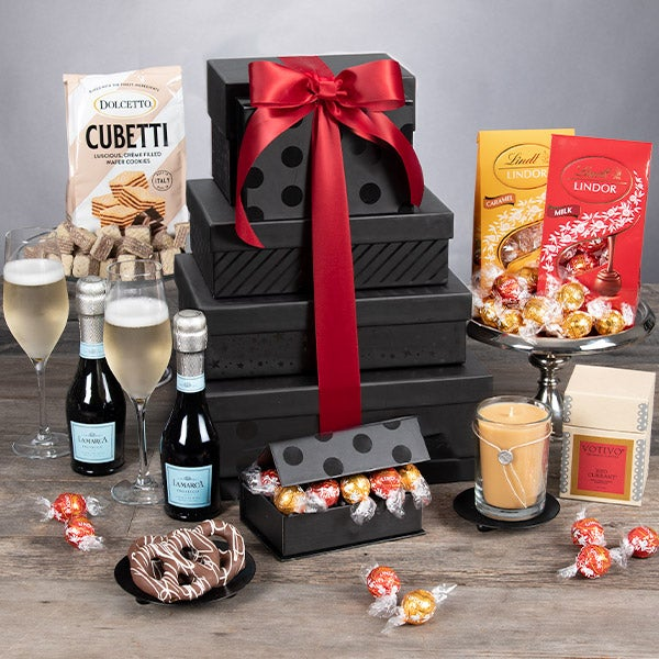Ultimate Mother's Day Snack Gift Basket