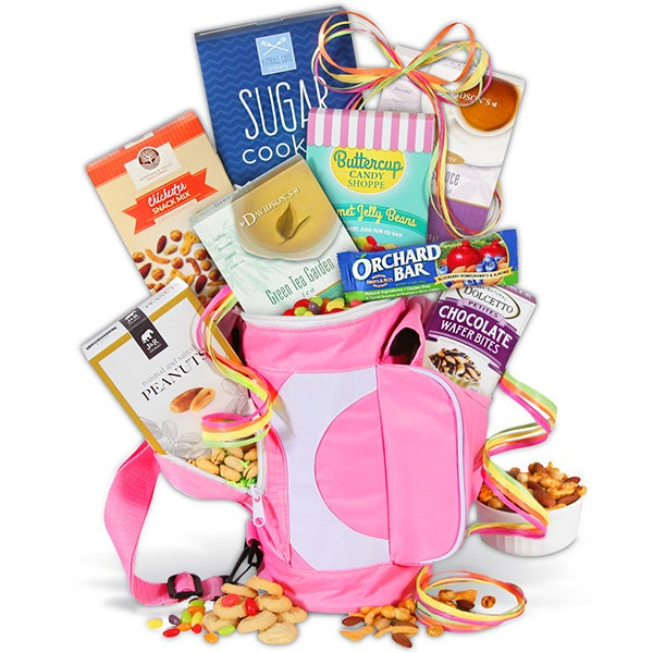 Ladies Tee Time Mothers Day Golf Gift Basket By Gourmetgiftbaskets Com