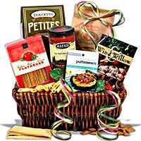 Italian Dinner For Mom™ - Mother's Day Gift Basket (4674)