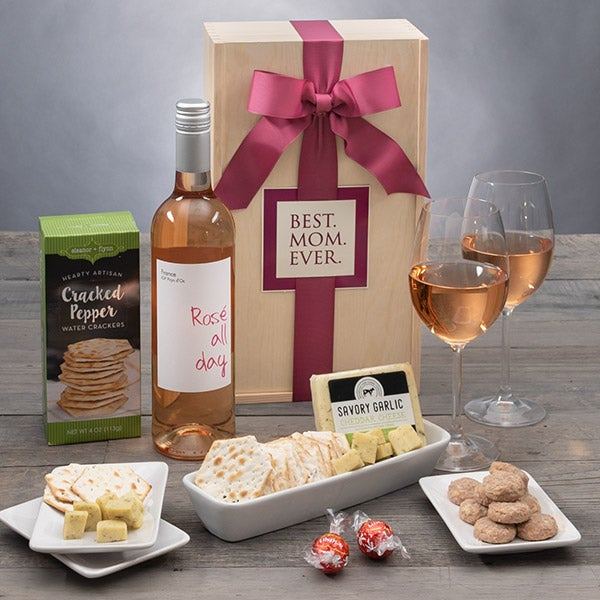 Mother's Day Rosé Gift Crate