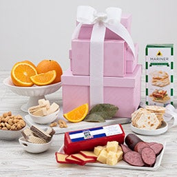 Mother's Day Sweets & Treats Basket (4691)