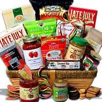 Organic Gift Basket - Premium (4042)