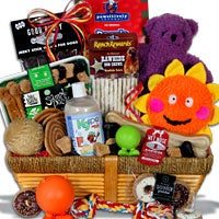 Ultimate Pampered Dog Gift Basket (6521)