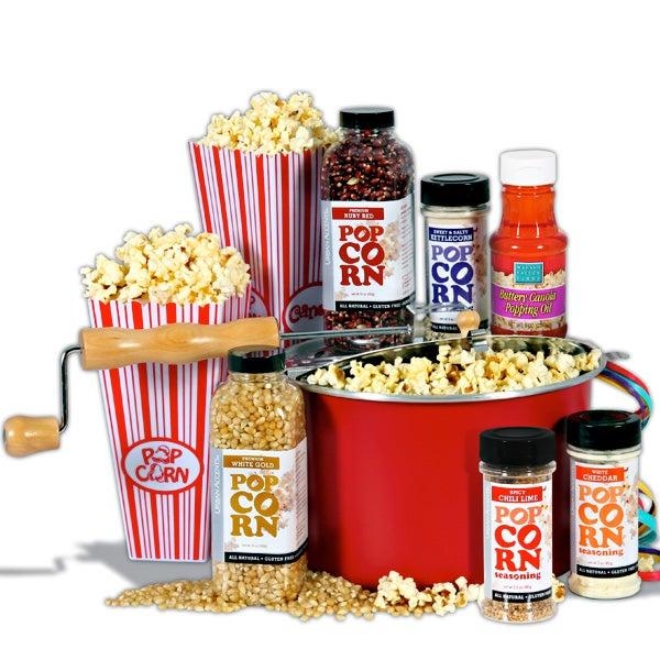 popcorn gift basket gift ftempo