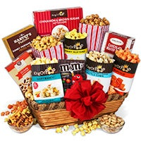 Roll Out the Red Carpet Gift Basket (5006)