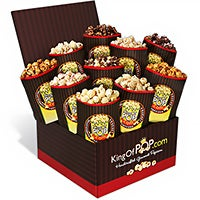 Holiday Gourmet Popcorn Sampler (7450)