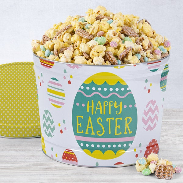 Easter Celebration Popcorn Tin - 2 Gallon