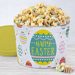Easter Celebration Popcorn Tin