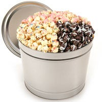Let Them Eat Cake Popcorn Tin