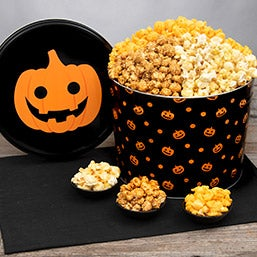 Monster Munch Popcorn Tin