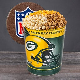 Green Bay Packers Popcorn Tin 7067