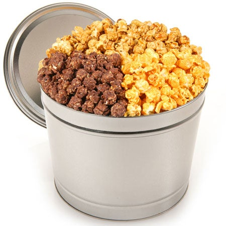 Triple Crown Popcorn Tin