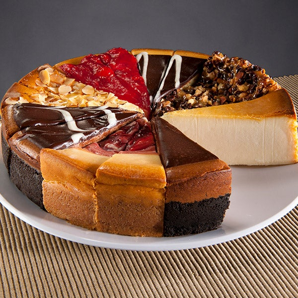 President's Choice Cheesecake Sampler 9