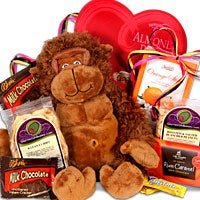 Wild About You™ Romantic Gift Basket (5798)