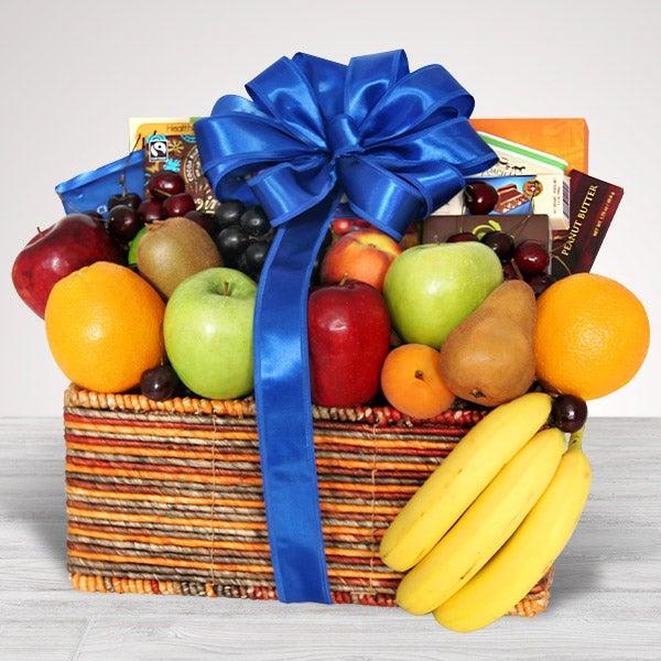 Fruit & Gourmet Snacks