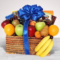 Same day delivery gift baskets by gourmetgiftbaskets fruit amp gourmet snacks same day delivery 3511 negle Choice Image