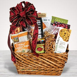 Gourmet Snack Basket - Same Day Delivery