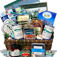 Catch Of A Lifetime™ - Seafood Gift Basket (4013)