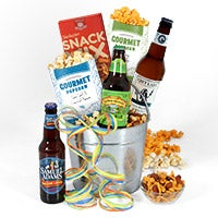 Beer Gift Basket For Men Microbrew (1005)