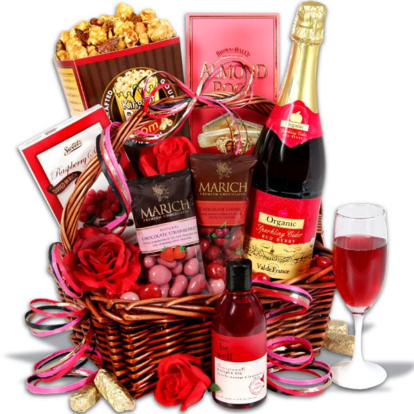Gift Basket for Women Select