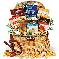 Gift Basket Idea For Men Who Fish