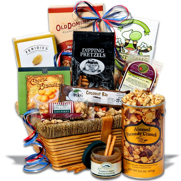 Shady Lady Gourmet Gift Baskets The Name Says It All