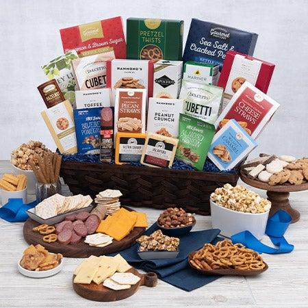 Snack Gift Basket - Ultimate