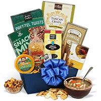 Get Well Soon - Soup Gift Basket