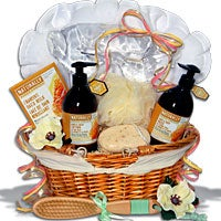 Bathe In Luxury™ Spa Gift Basket (6265)